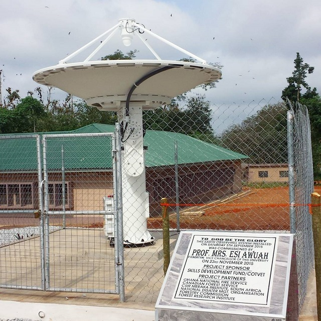 Direct Broadcast Satellite Ground Station